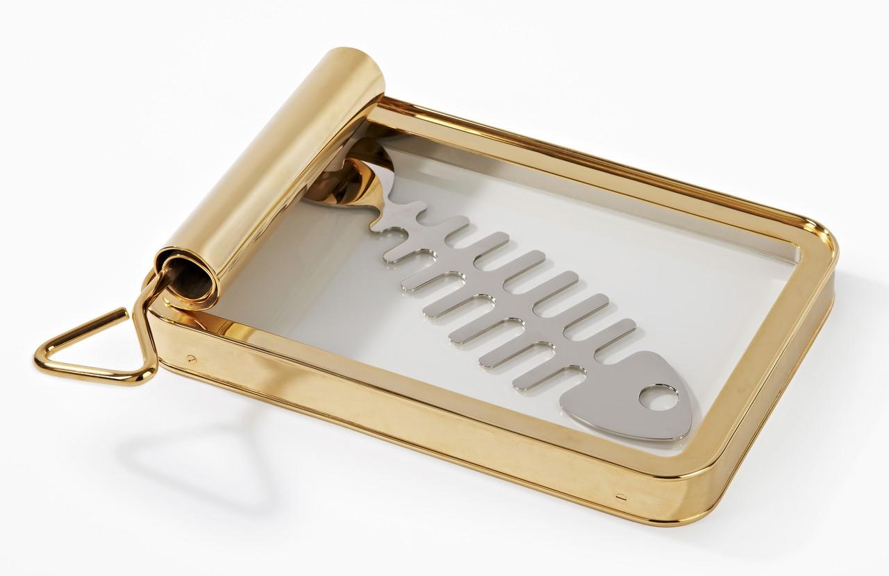 vide poche boite a sardine hubert le gall. Black Bedroom Furniture Sets. Home Design Ideas