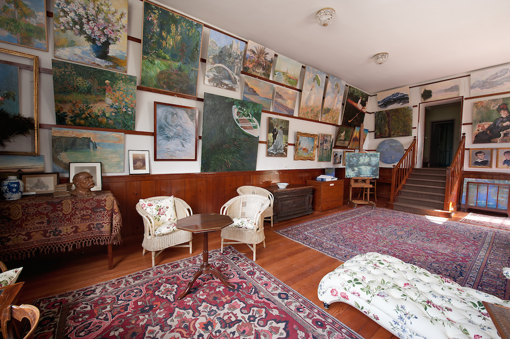 fondation claude monet giverny hubert le gall. Black Bedroom Furniture Sets. Home Design Ideas